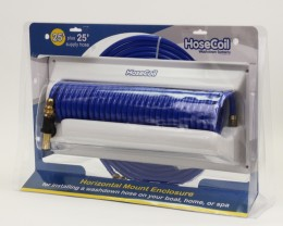 Horizontal Mount Hose Enclosure 7.5mtrs
