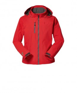 BR1 Breathable Corsica Jacket, Red