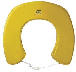 Horseshoe Lifering ,Yellow