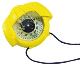 Iris 50 Hand Bearing Compass, Yellow
